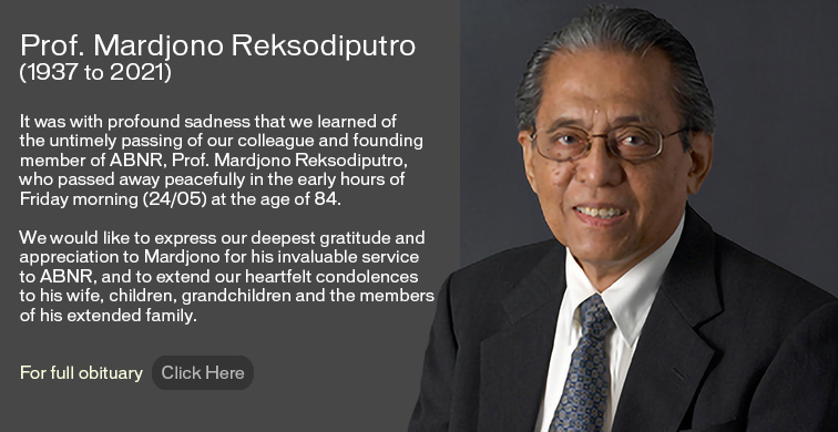Obituary Mardjono Reksodiputro