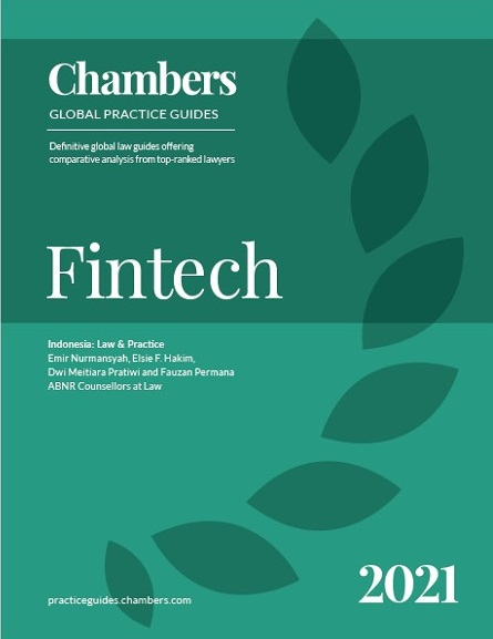 Chambers Global Practice Guide: Fintech 2021