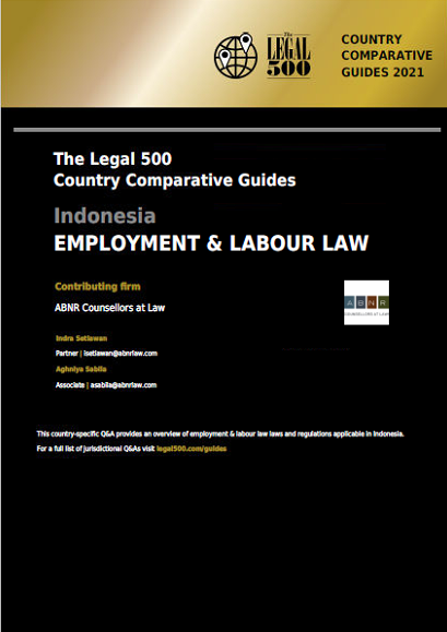Legal 500: Employment & Labour Law Country Comparative Guide 2021