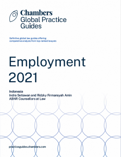 Chambers Global Practice Guide: Employment 2021