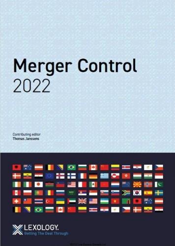 Lexology GTDT Merger Control 2022