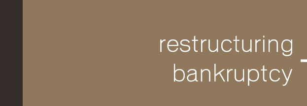 Restructuring & Bankruptcy