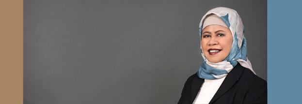 Ms. Rita Tyastuti Taufik